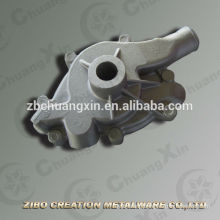Optimal best quality gravity casting alu pump spare part