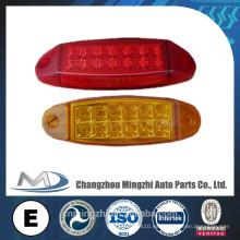 Lámpara lateral / llevó la luz lateral del marcador Accesorios del autobús 40 * 120MM HC-B-14045-1