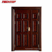 TPS-021ms Steel Security Door Mother and Son Door