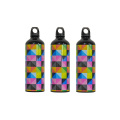500ml & 600ml High Quality Aluminum Sports Bottle, Water Bottle Factory Audited By Sedex BV