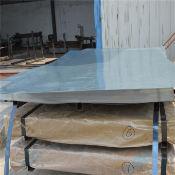 Galvanized Aluminium Structural Steel Sheet