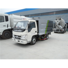 Industrial Tanker Combined Suction/Jetting Cleaner Truck