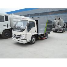 O petroleiro industrial combinou o caminhão mais limpo da sução / jateamento