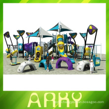 2016 New Design Kindergarten Game Exterior Play Equipment