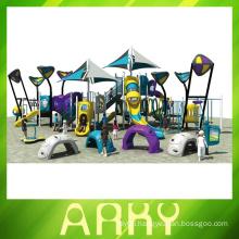 2016 New Design Kindergarten Game Exterior Play Equipment