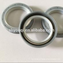 Fábrica de China fabricar o selo de óleo de cor branca de borracha de silicone