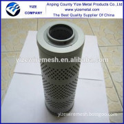 10 micron Hydac hydraulic filter element/Industrial Filtration Equipment Spare Parts Hydraulic Oil Filter Element
