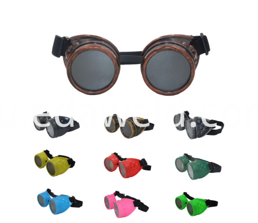 Color Welding Glasses