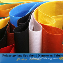 High Quality 100% Polypropylene Spunbond Recycled Non Woven Fabric