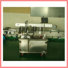 Máquina automática de etiquetado de doble cara para la venta
