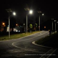 Farola LED la farola LED, Solar-Wind Solar de viento