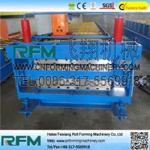 FX de alta calidad alibaba China roll de doble capa formando la máquina