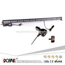 Barra de luz intermitente de la barra de luz del asesor de tráfico de luz ámbar del LED para 4x4 camión 40W 12V / 24V