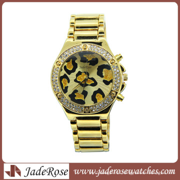 2015 Hot Selling Fashion Ladies Diamonds Alloy Watch