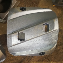 Factory wholesale price for Cast Steel Pump Covers Cast Steel Housing Parts supply to Swaziland Manufacturer