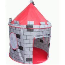 Tienda de campaña simple para niños Casa de princesa Castle Home para niños