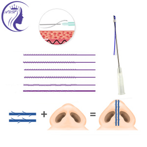 Blunt L Needle Pdo Nose Thread Lifting