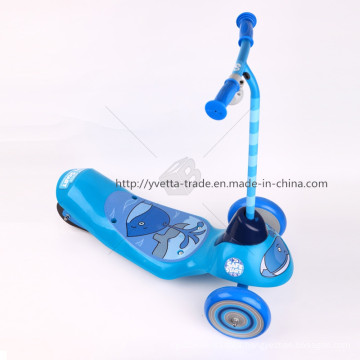 Electric Scooter with Safety Function (YVS-L003)