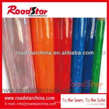 Reflektierende PVC-Folie in roll