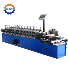 Colored Steel Roller Shutter Cold Roll Forming Machine