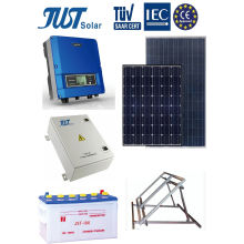 10 kW aus dem Grid Solar System mit Deep Cycle Battery