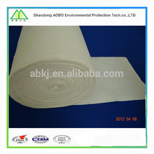PPS with PTFE needle punched non-woven felt/filter media