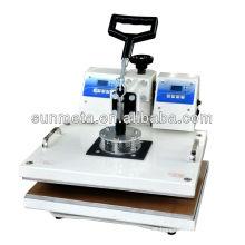 5 em 1 máquina de imprensa de calor digital