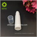 15ml small PP plastic Airless pump lotion bottle slender cosmetic packing bottle