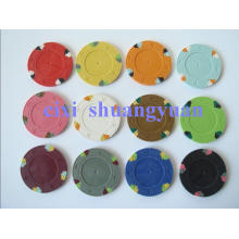 14G 3-Color Clay Pegatina Chip (SY-E29)
