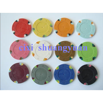 14G 3-Color Clay Sticker Chip (SY-E29)