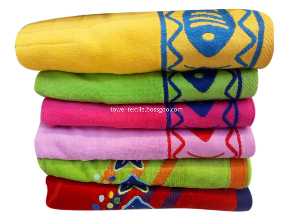 Beach Towel in Stock