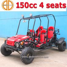 Presagia nuevos niños 150cc 4 asientos Go Karting para fábrica precio de venta