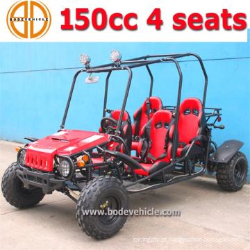 Bode novas crianças 150cc 4 lugares ir Karting para venda preço de fábrica