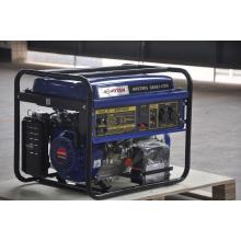 Generador de gasolina 6kw en alto costo eficaz