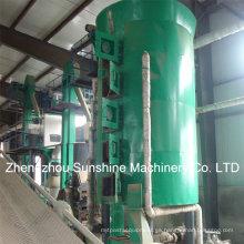 Extracción de solvente de germen de maíz Extracción de aceite de maíz