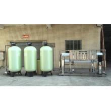 Sistema de ósmosis inversa del filtro de agua subterráneo con filtro de seguridad