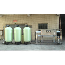 Underground Water Filter Reverse Osmosis System with Security Filter
