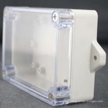 Boîte d'injection en plastique de moule transparent durable de haute qualité de boîte de commutateur Moule