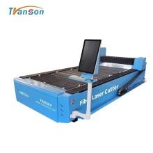 1500w Laser steel sheet cutting machine 1530