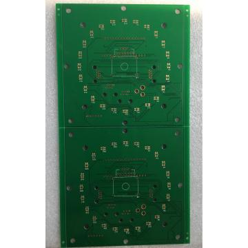 2 layer Green Solder ENIG  PCB
