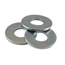 Attaches M5 tournées par barre de rondelle plate en aluminium