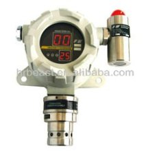 Acetone gas detector with audible and visual alarm