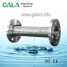 stainless steel flexible hose for hot water