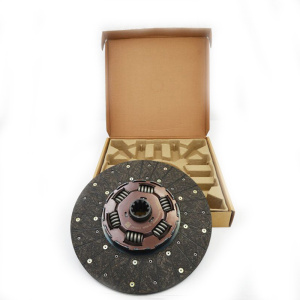 Sinotruk Howo Truck Parts Clutch Disc WG9114160020