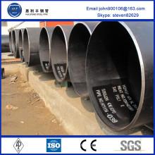 TOP Manufacturer pe erw steel pipe