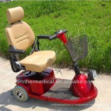 Fauteuil roulant à mobilité électrique à scooter