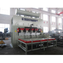 Wuxi qiangtongYX1600T 6 * 9 Melamin-Presslaminat für Möbelplatten
