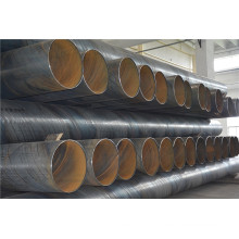 12m Length Spiral Saw Welded Steel Pile