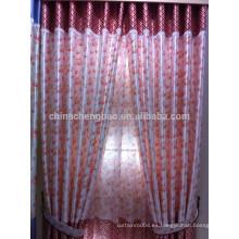 Cortinas de ducha de lujo personalizado impresas china supplier