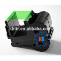 Compatible feature NTC nameplate printer green ribbon 60mm*130m PP-RC3GRF for PP-1080RE printer